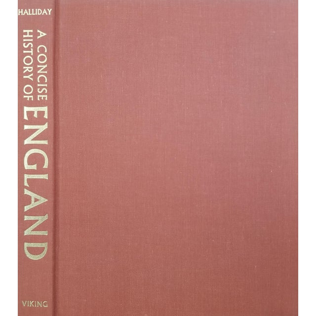 A Concise History of England From Stonehenge to the Atomic Age 1965 For Sale