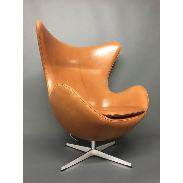 Arne Jacobsen for Fritz Hansen Egg Chairs - A Pair - Image 3 of 9