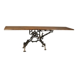 Hollywood Cinematic Camera Base Table For Sale