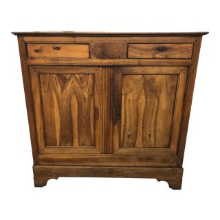 19th Century French Country Louis Philippe Sideboard For Sale