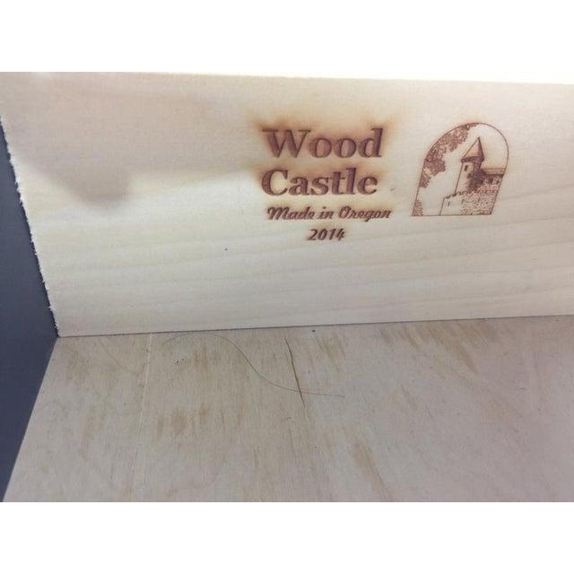 Contemporary Room & Board Castle Dresser For Sale - Image 3 of 5