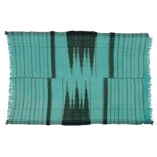 "Vintage Persian Blanket - 3'1""x4'6"" For Sale"