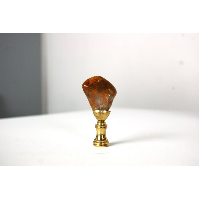Mid-Century Modern Pottery Table Lamp - Image 4 of 7