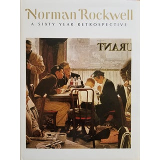 Norman Rockwell - a Sixty Year Retrospective For Sale