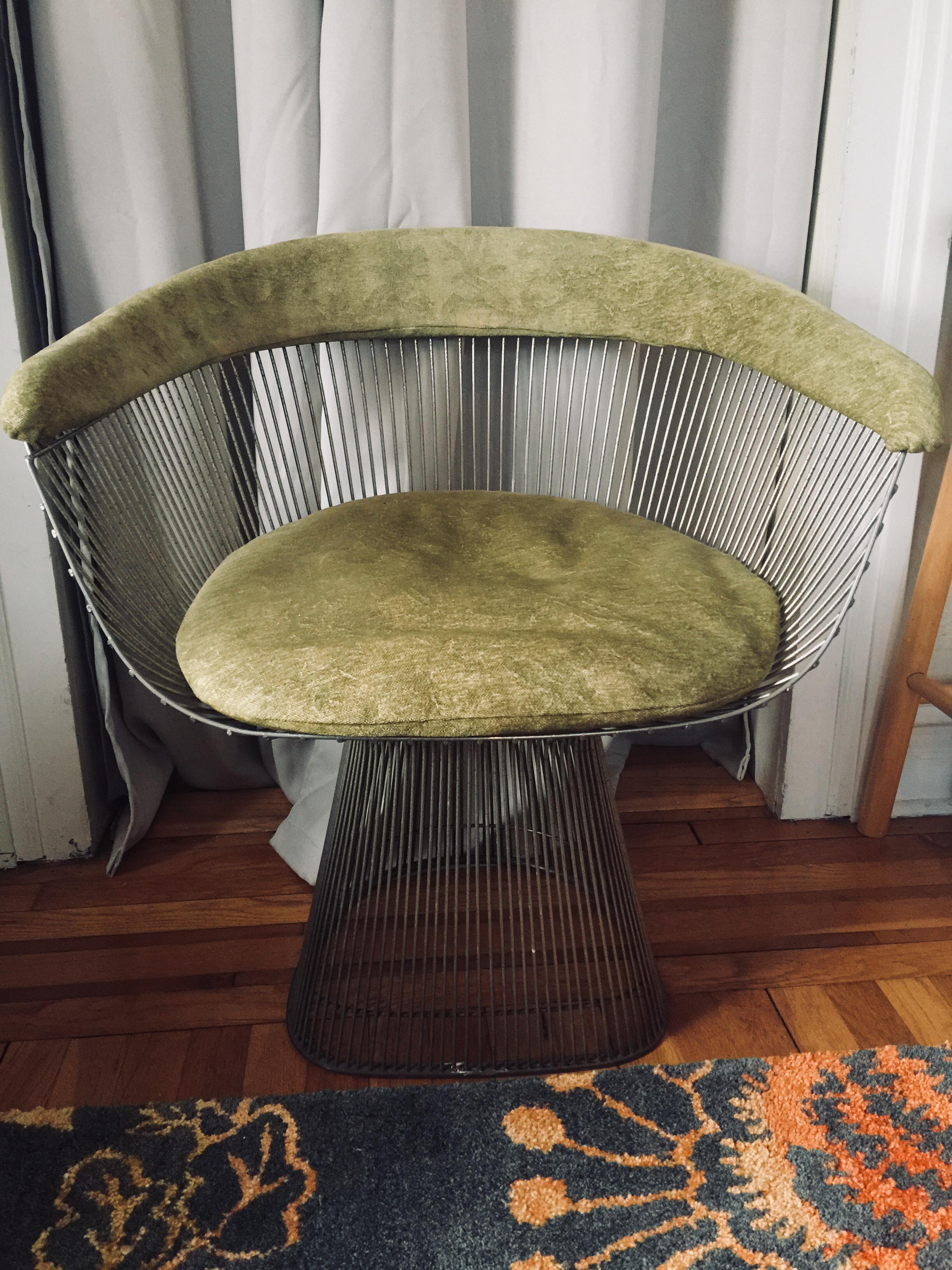Knoll Warren Platner Chair   Image 10 Of 10