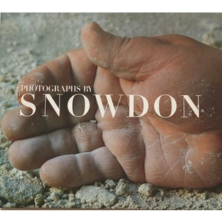 Photographs by Snowdon, a Retrospective 2000 Book For Sale