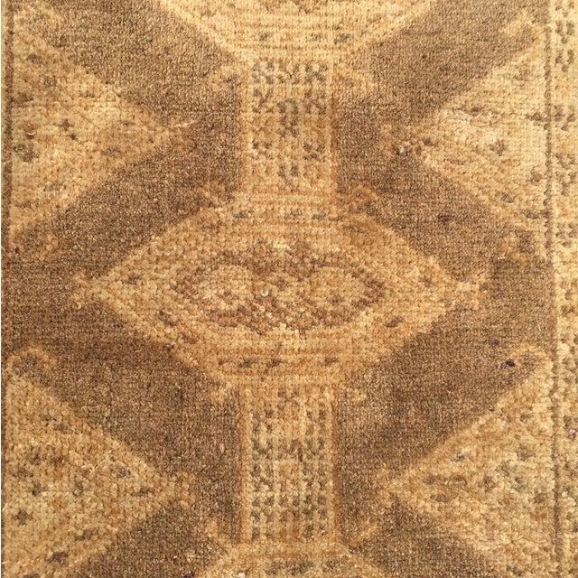 "Vintage Turkaman Persian Rug - 1'11"" x 2'9"" - Image 5 of 10"