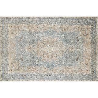 "Nalbandian - 1940s Persian Tabriz Carpet - 7'1"" X 10'4"" For Sale"