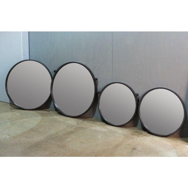 Sarreid Ltd. Sarreid Ltd Metal Hanging Mirror For Sale - Image 4 of 4