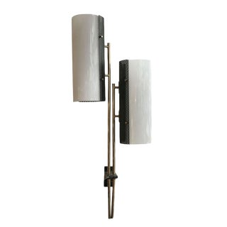 Stilnovo Brass Sconce For Sale