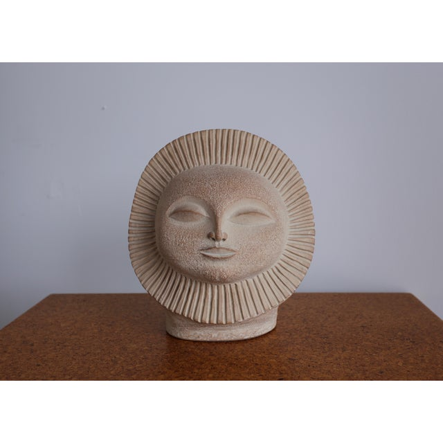Sun Sculpture by Paul Bellardo for Austin Productions. Circa 1968. A perfect addition to any eclectic interior. Please...