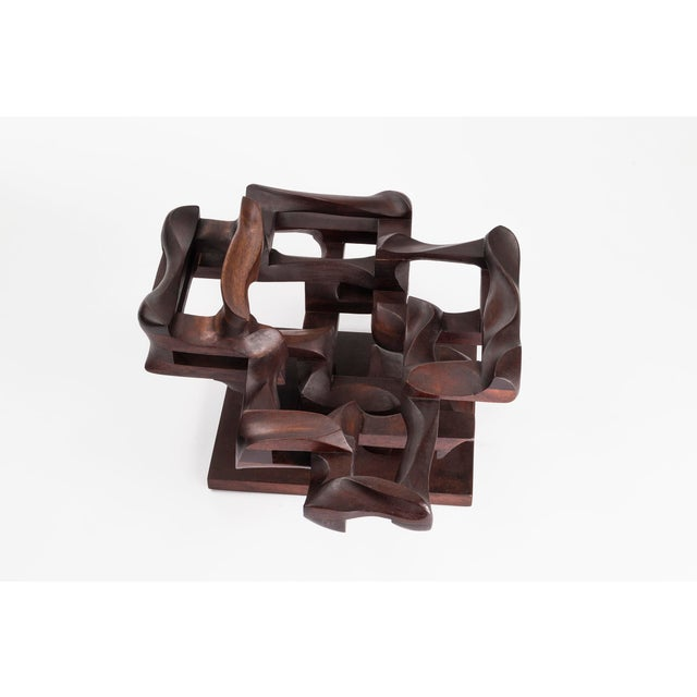 Mid-Century Modern Mario Dal Fabbro Sculpture For Sale - Image 3 of 6