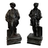 Image of 19th Century Renaissance Revival Figurines - a Pair For Sale
