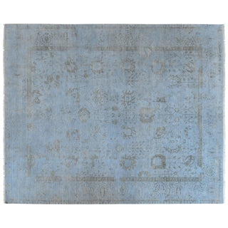 Stark Studio Contemporary New Oriental Wool Rug - 9′11″ × 14′1″ For Sale