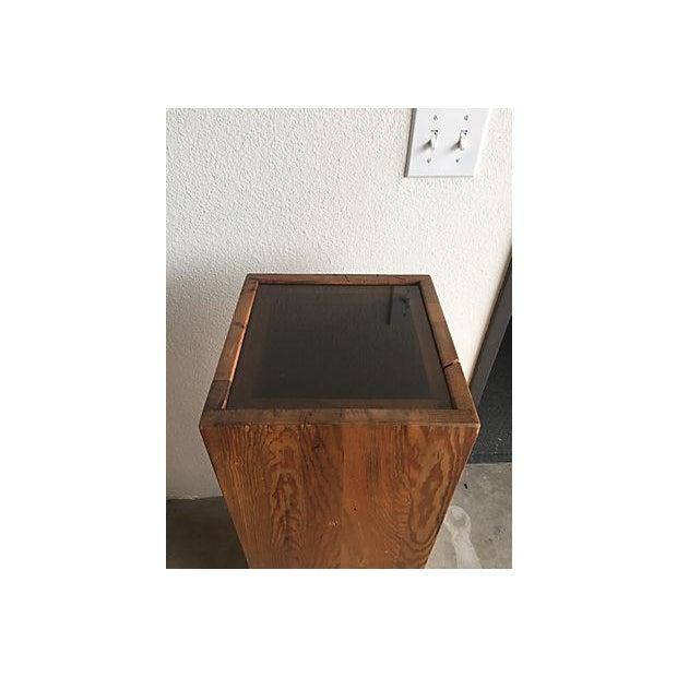 Brown Saltman Display Pedastal - Image 7 of 8