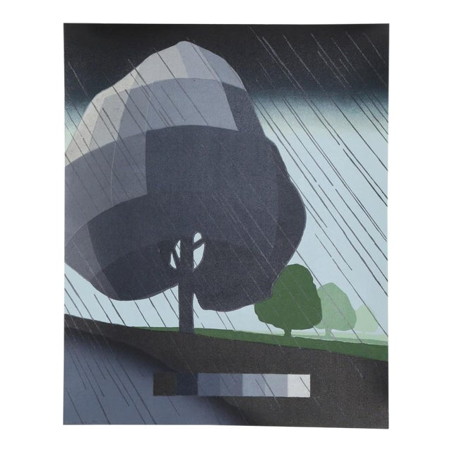 Suzanne Caporael, Untitled - Rain, 1990 For Sale