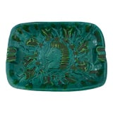 Image of Mid-Century Italian Pottery Catchall For Sale