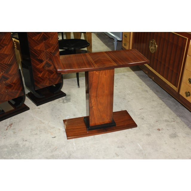 French Art Deco Console Tables - A Pair - Image 10 of 10