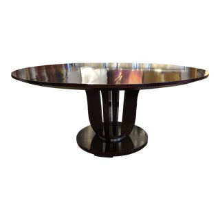 Barbara Barry Gueridon Dining Table by Baker Furniture For Sale