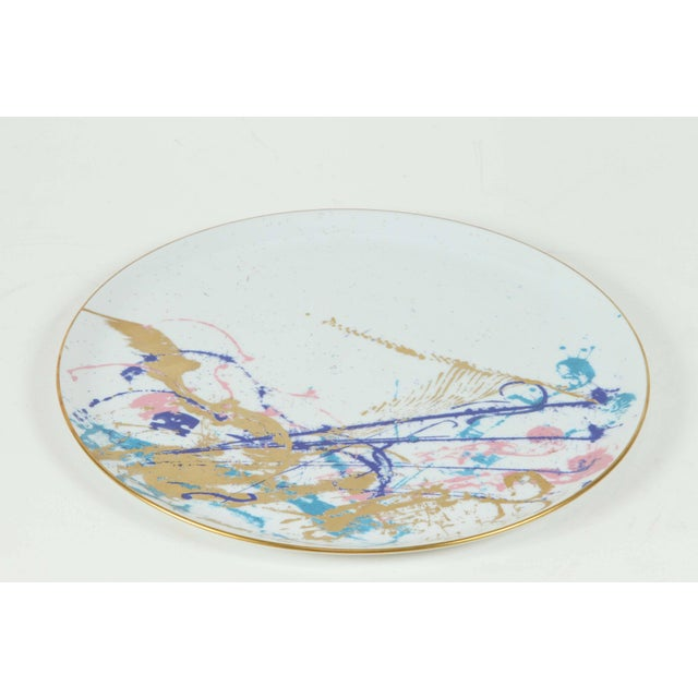 Gold Concerto After Arman, Limited Edition, Plate Number 30 For Sale - Image 8 of 8