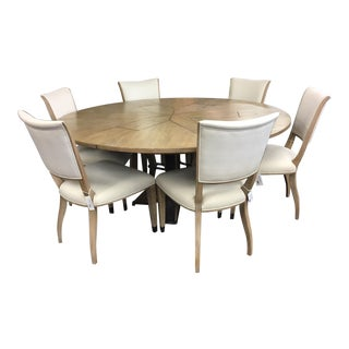 Tower Jupe Dining Set