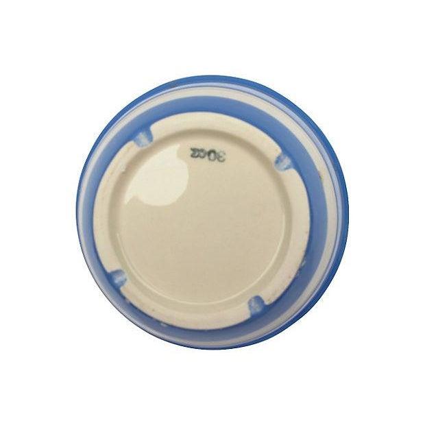 English Cornishware Mixing Bowl - Image 3 of 3