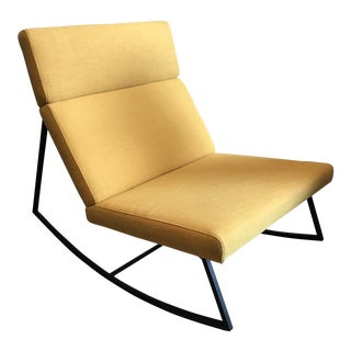 """Gus Modern """"Gt"""" Rocking Chair For Sale"""