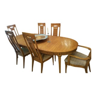 J.L. Metz Furniture Dining Set