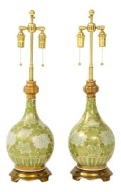 Image of Green Table Lamps