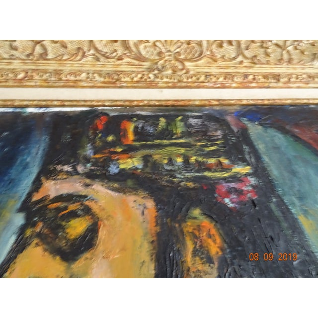 Canvas Contemporary French Painting For Sale - Image 7 of 12