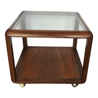 G Plan Mid Century Cube Coffee Table For Sale