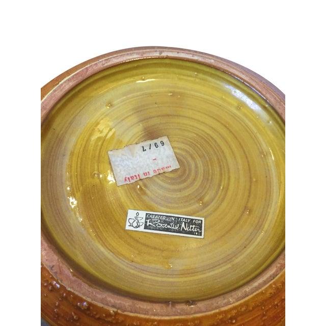 Vintage Aldo Londi for Bitossi Tobacco Jar For Sale In Los Angeles - Image 6 of 6