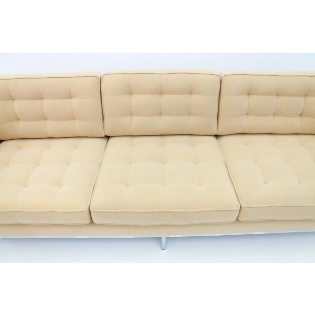 Florence Knoll Sofa for Knoll International For Sale - Image 6 of 11