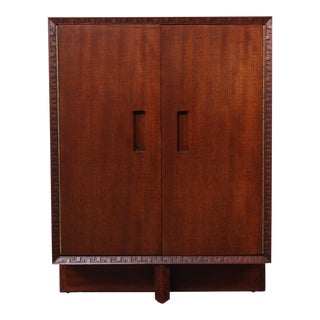 "Frank Lloyd Wright ""Taliesin"" Cabinet for Henredon For Sale"
