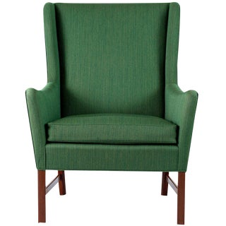 Ole Wanscher Lounge Chair For Sale