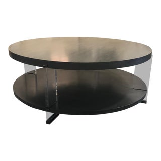 Vanguard Dell Rey Round Cocktail Table