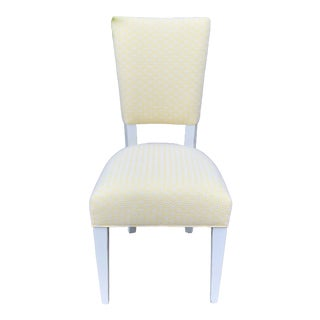 Glant & Scalamandre Upholstery Charles Stewart Chair For Sale
