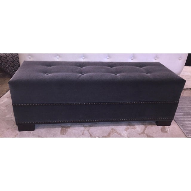 Ottoman/Bench - Image 2 of 4