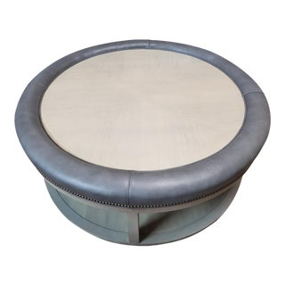 Century Furniture Redford Ottoman For Sale