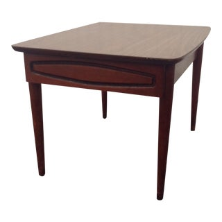 Kroehler Mid-Century Side Table