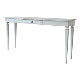 Sara Gustavian Console Table For Sale