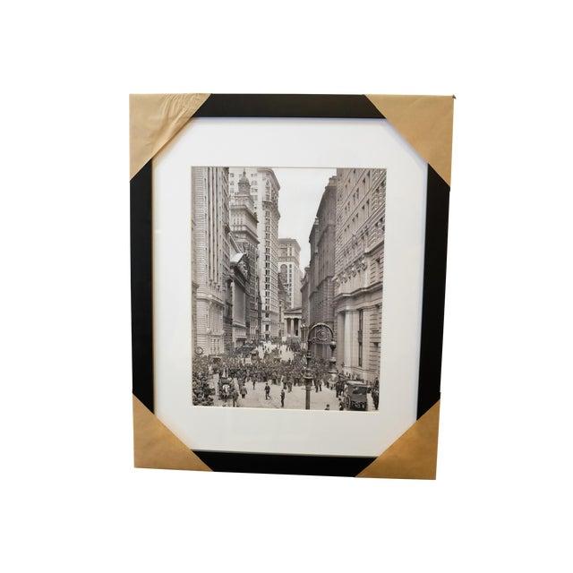 Cityscape & Architecture Framed Black & White Photograph For Sale