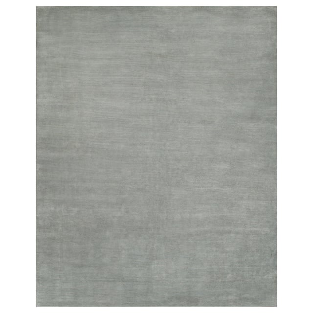 2010s Stark Studio Rugs Contemporary Oriental Silk and Wool Rug - 12 X 15 For Sale - Image 5 of 5