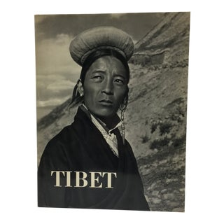"1956 Book, ""Tibet"" by Pietro Francesco Mele For Sale"