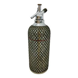 Antique Seltzer Bottle For Sale