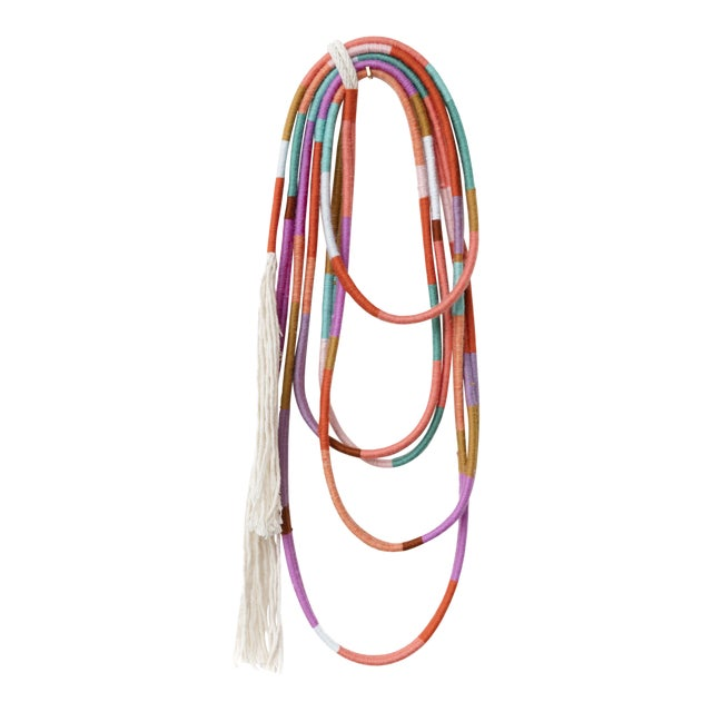 Lariat I Hand Wrapped Cotton Rope For Sale