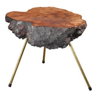 Carl Aubock Tree Trunk Coffee Table, Austria For Sale