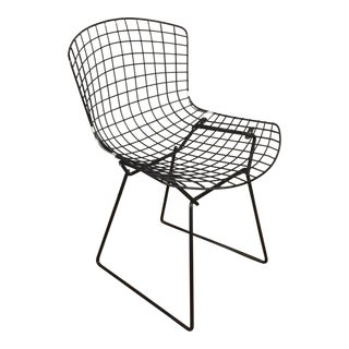 Harry Bertoia for Knoll Wire Side Chair For Sale