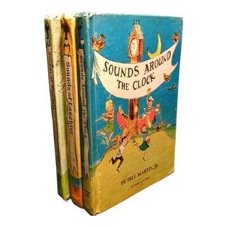 Vintage Children's Books -Set of 3