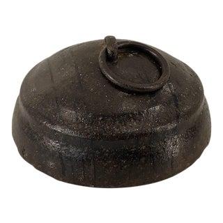 Antique Cast Iron Horse Tether